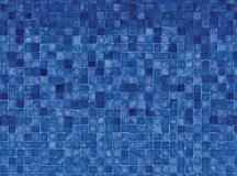 Blue Denali Blue Mosiac