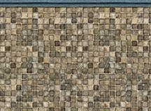 Tan Mountain Top Tan Mosaic